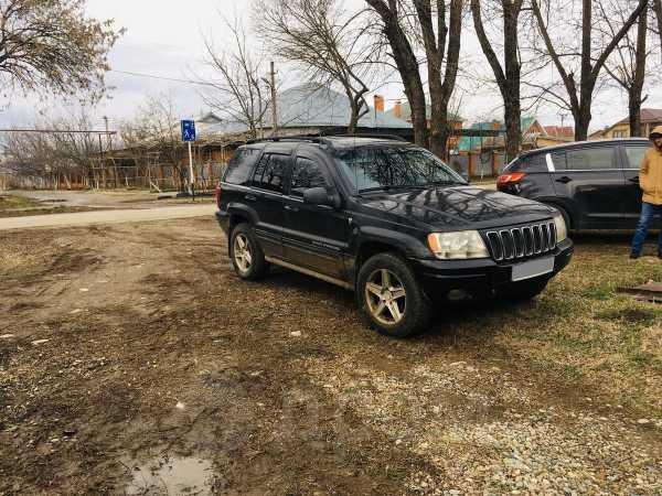 Jeep Grand Cherokee, 2001 год, 250 000 руб.