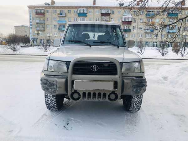 Hyundai Galloper, 1998 год, 120 000 руб.