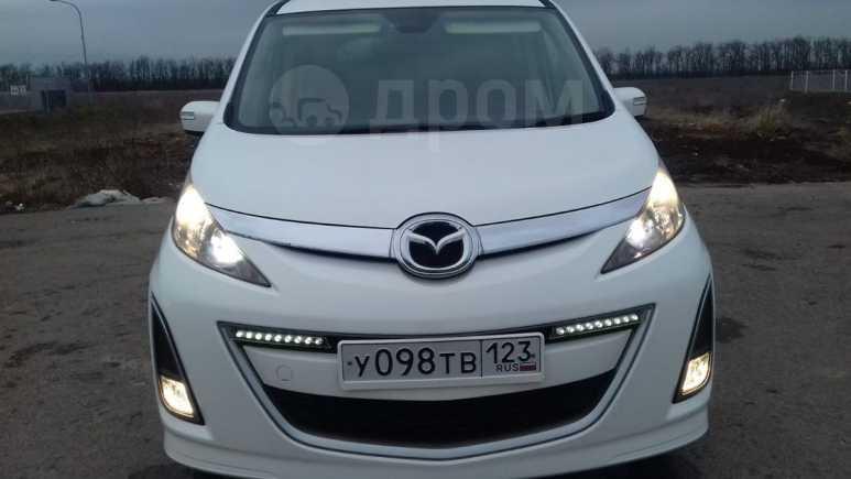 Mazda Biante, 2011 год, 878 000 руб.