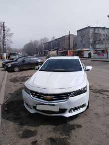 Новосибирск Impala 2018