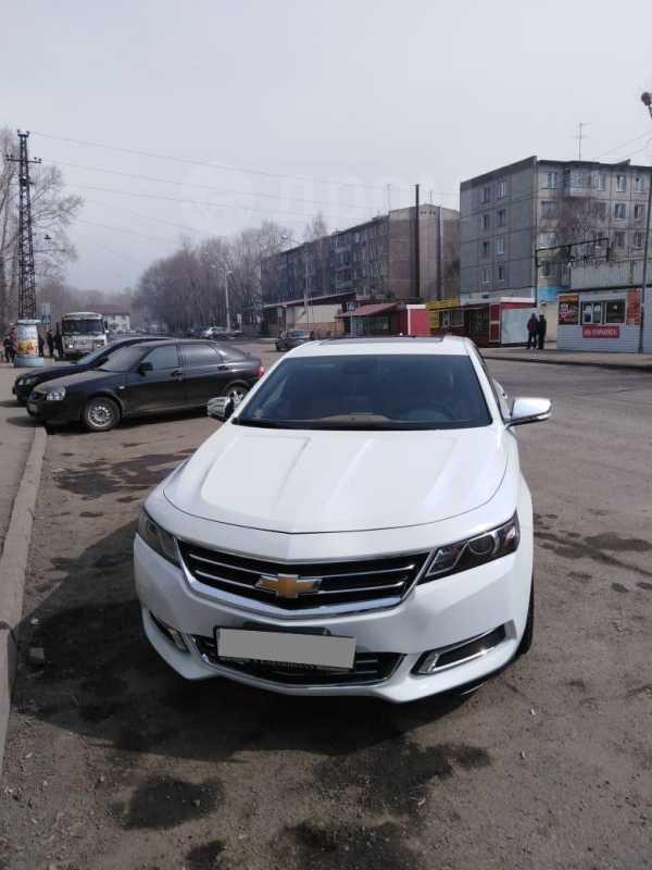 Chevrolet Impala, 2018 год, 2 000 000 руб.