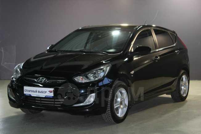 Hyundai Solaris, 2013 год, 449 000 руб.