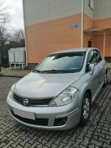 Великий Новгород Nissan Tiida 2011