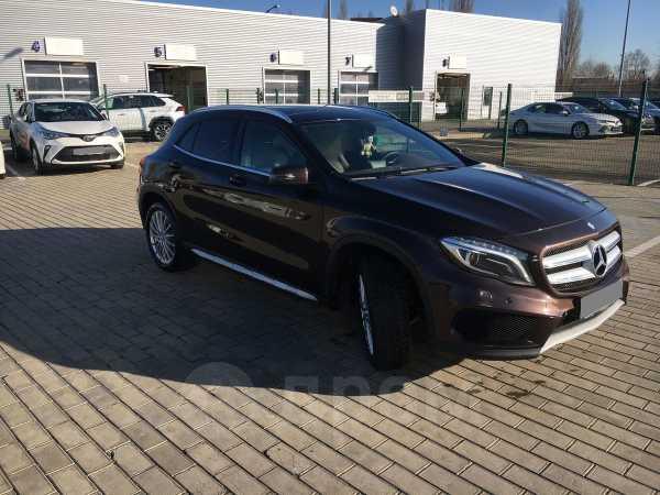 Mercedes-Benz GLA-Class, 2014 год, 1 350 000 руб.