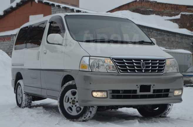Toyota Grand Hiace, 2001 год, 790 000 руб.