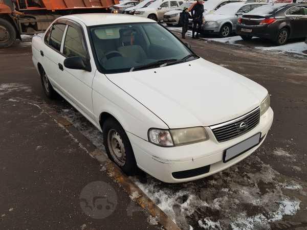 Nissan Sunny, 2003 год, 169 000 руб.