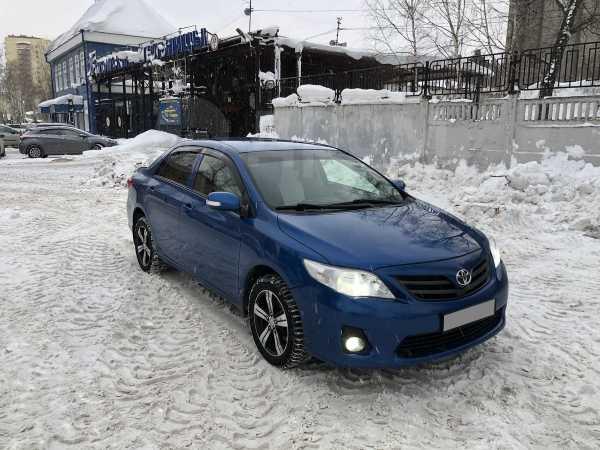 Toyota Corolla, 2013 год, 530 000 руб.