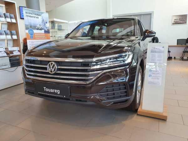 Volkswagen Touareg, 2020 год, 5 257 900 руб.