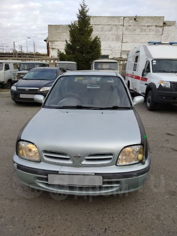 Nissan March, 1997 год, 85 000 руб.
