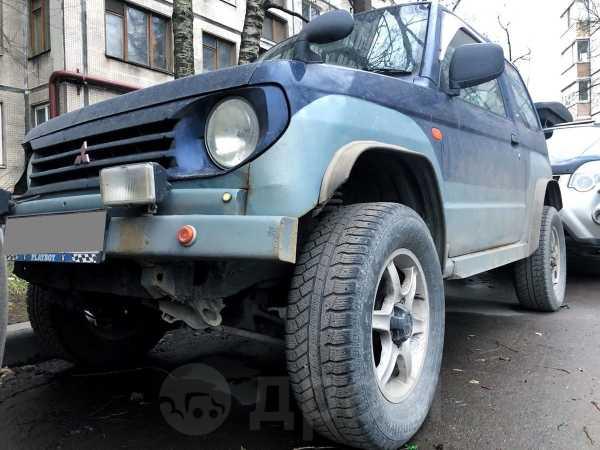 Mitsubishi Pajero Junior, 1998 год, 159 000 руб.