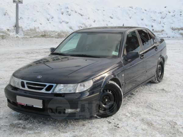 Saab 9-5, 2007 год, 555 555 руб.