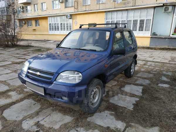 Chevrolet Niva, 2006 год, 195 000 руб.