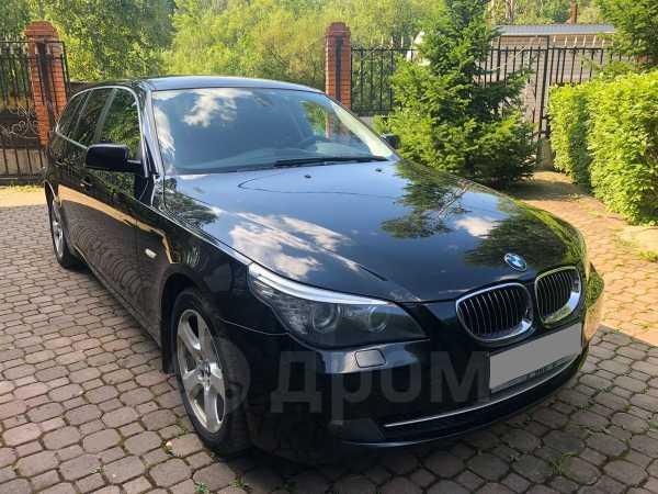 BMW 5-Series, 2008 год, 790 000 руб.