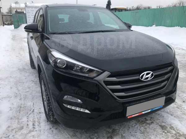 Hyundai Tucson, 2016 год, 1 330 000 руб.