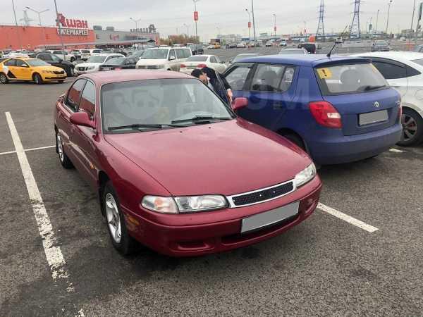 Mazda 626, 1994 год, 165 000 руб.