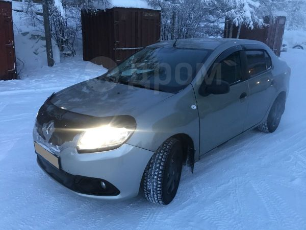 Renault Logan, 2015 год, 280 000 руб.