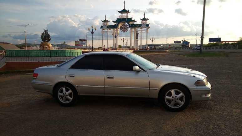 Toyota Mark II, 1999 год, 340 000 руб.