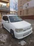 Nissan Cube, 2001 год, 120 000 руб.