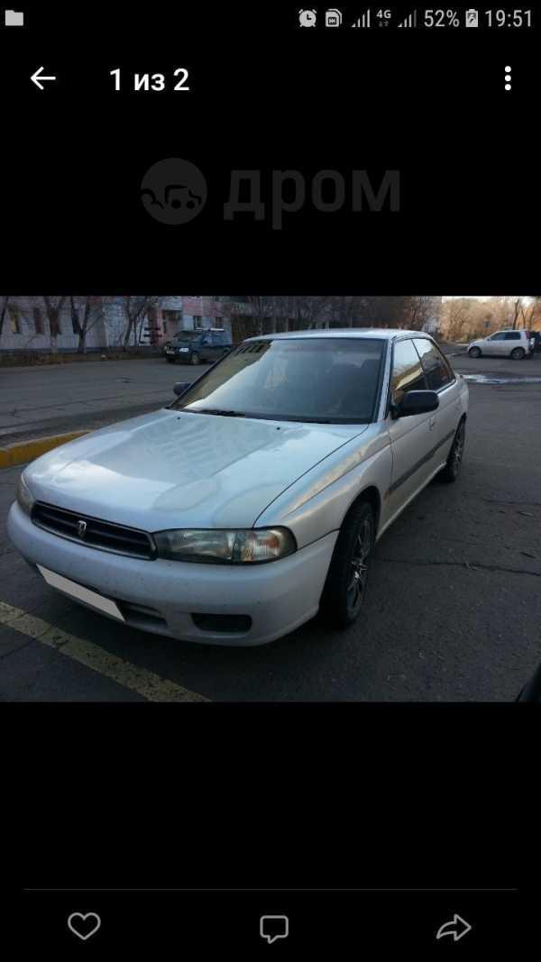 Subaru Legacy, 1991 год, 90 000 руб.