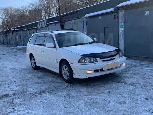 Toyota Caldina, 1998 год, 335 000 руб.
