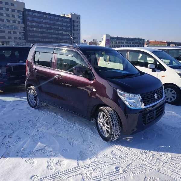 Suzuki Wagon R, 2014 год, 360 000 руб.