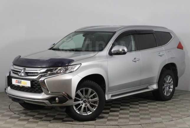 Mitsubishi Pajero Sport, 2017 год, 1 800 000 руб.