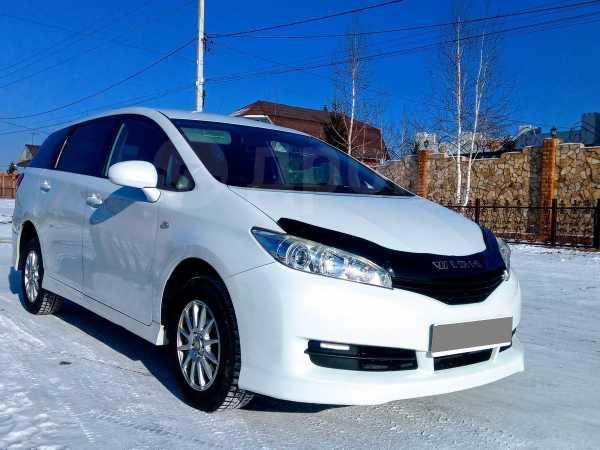 Toyota Wish, 2010 год, 777 000 руб.