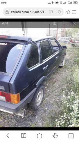 Новоалтайск 2109 1997
