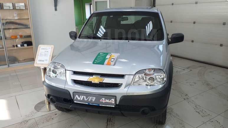 Chevrolet Niva, 2019 год, 702 000 руб.