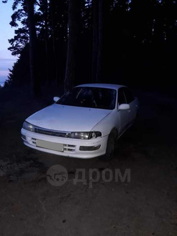 Toyota Carina, 1996 год, 110 000 руб.