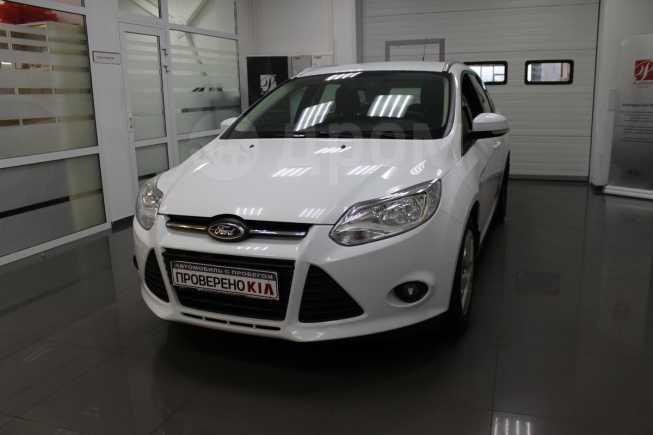 Ford Focus, 2012 год, 537 000 руб.