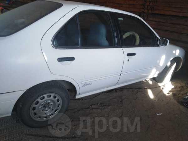Nissan Sunny, 1996 год, 160 000 руб.