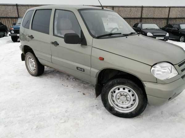 Chevrolet Niva, 2008 год, 219 000 руб.
