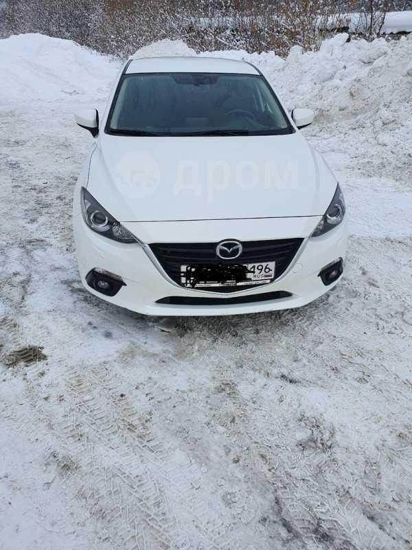 Mazda Mazda3, 2015 год, 830 000 руб.