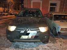 Москва Pajero Sport 2014