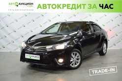 Новосибирск Corolla 2013