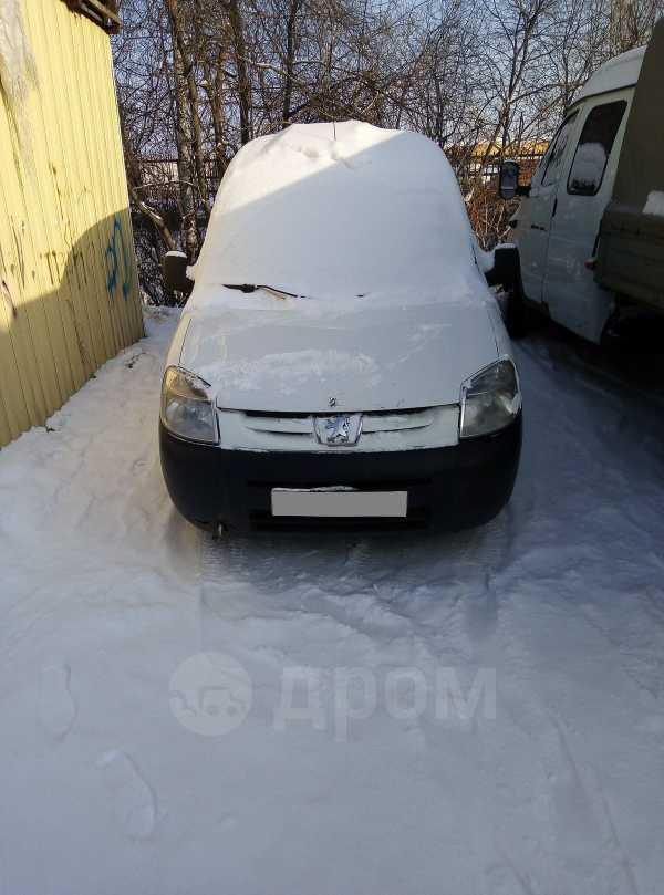 Peugeot Partner, 2006 год, 200 000 руб.