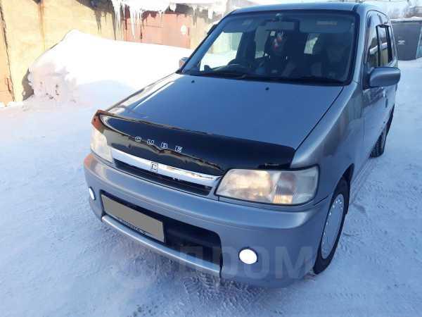 Nissan Cube, 1999 год, 250 000 руб.