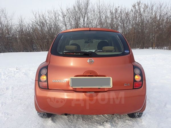 Nissan March, 2002 год, 187 000 руб.