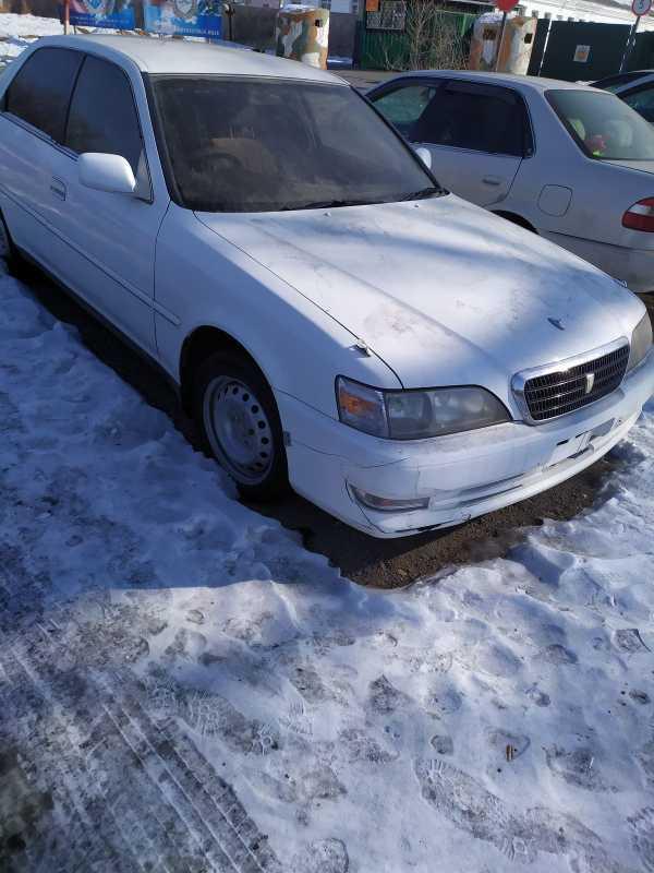 Toyota Cresta, 1997 год, 100 000 руб.