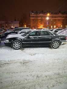 Ханты-Мансийск A8 2001