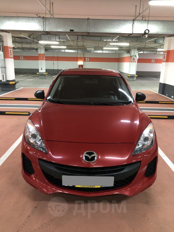 Mazda Mazda3, 2012 год, 610 000 руб.