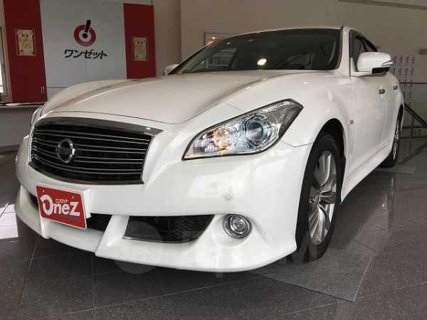 Nissan Fuga, 2012 год, 370 000 руб.