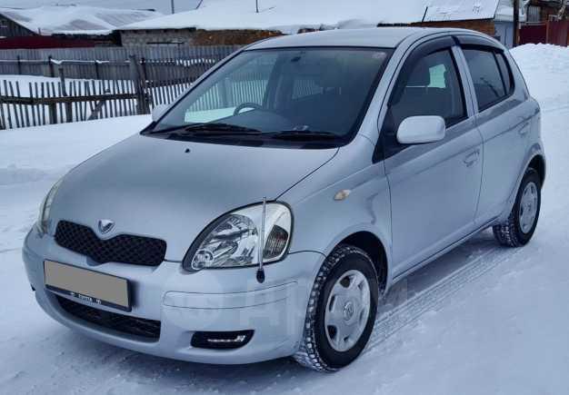 Toyota Vitz, 2004 год, 285 000 руб.