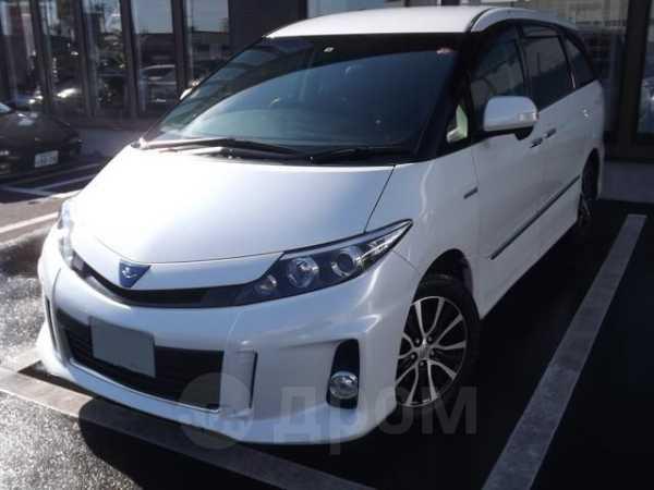 Toyota Estima, 2016 год, 1 270 000 руб.