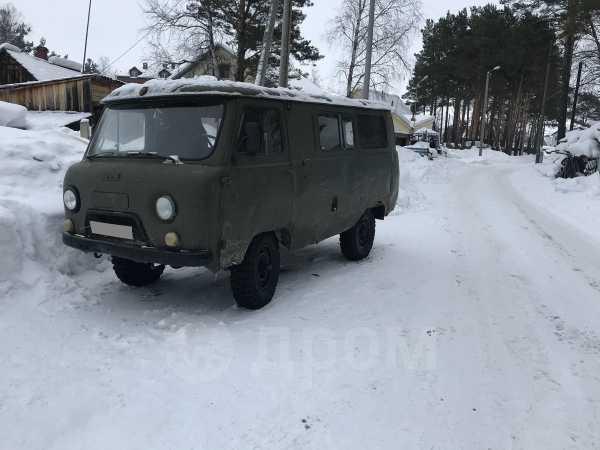 УАЗ Буханка, 1982 год, 58 000 руб.