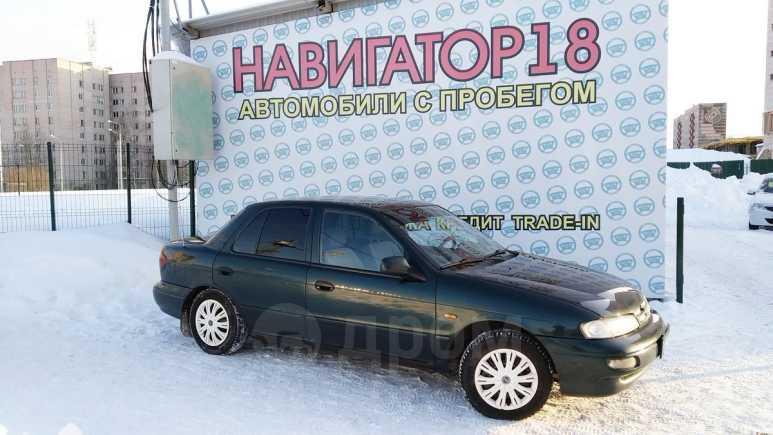 Kia Sephia, 1997 год, 77 000 руб.