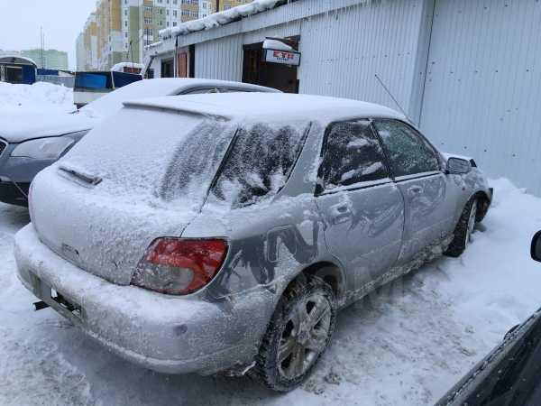 Subaru Impreza, 2001 год, 120 000 руб.