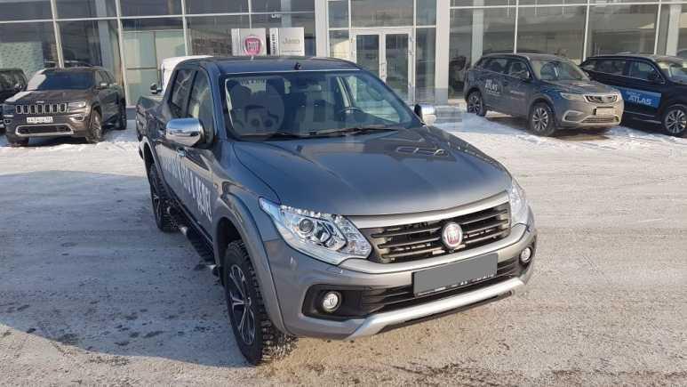 Fiat Fullback, 2016 год, 1 850 000 руб.