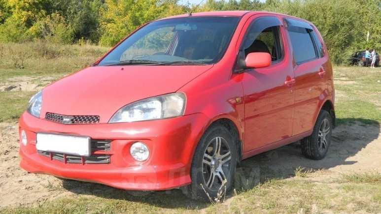 Daihatsu YRV, 2002 год, 320 000 руб.